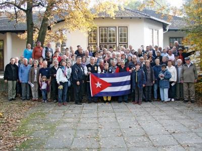 Bundestreffen der Regionalgruppen der AG Cuba Sí 2011 am Werbellinsee
