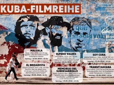 Berlin: Kuba-Filmreihe // Heute: ELPIDIO VALDÉS