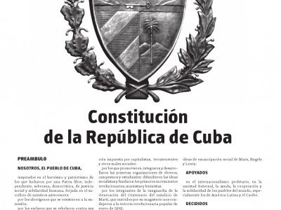 Essen: Die neue Verfassung Kubas