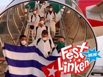 Fest der Linken – Schluss mit der US-Aggression gegen Kuba und Venezuela!