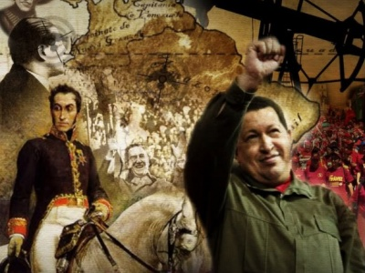 "Berlin: Film ""De Bolívar a Chávez"""