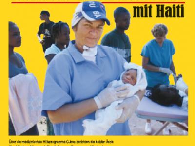 Berlin: Gespräch zu Kubas medizinischer Hilfe für Haiti