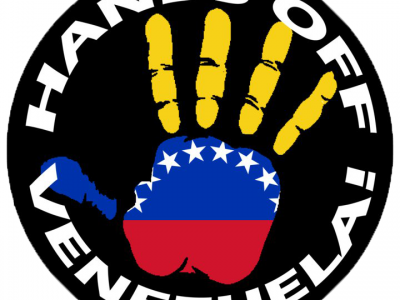 Berlin: Solidaritätskundgebung für Venezuela
