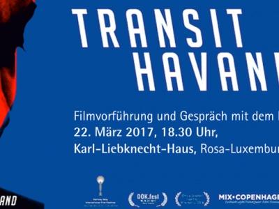 "Potsdam: Filmvorführung ""Transit Havanna"""