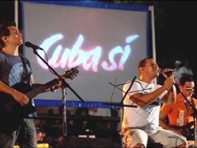 Buena Fe singt gegen den Krieg in Libyen