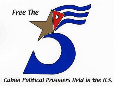 Freiheit für die Cuban 5!