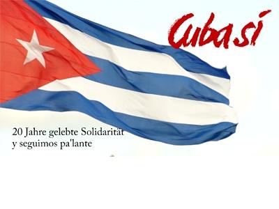 Der Film zum 20. Geburtstag von Cuba Sí