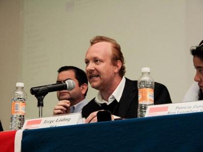 Torge Löding ist Büroleiter der Rosa-Luxemburg-Stiftung in Mexiko