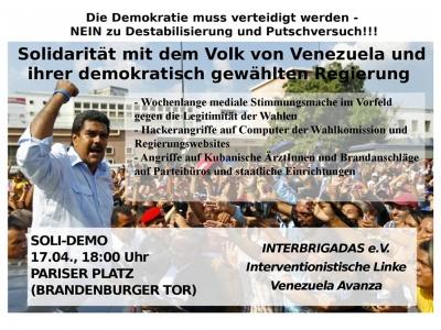Por ahora y por siempre - viva el presidente! Viva Nicolás Maduro!