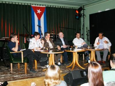 Podiumsdiskussion: Kubas Internationalismus am Beispiel des ALBA-Bündnisses