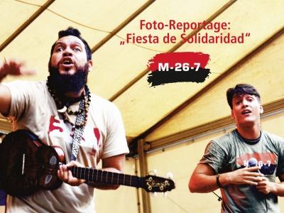 Große Gefühle und liebenswerte Details zu entdecken in den Fotos der Fiesta de Solidaridad 2012!