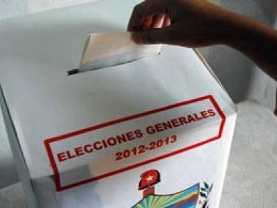 Mehr als 8 Millionen Kubaner wählten National- und Provinzversammlungen