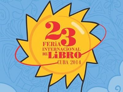 Cuba Sí auf der Internationalen Buchmesse 2014 in Havanna
