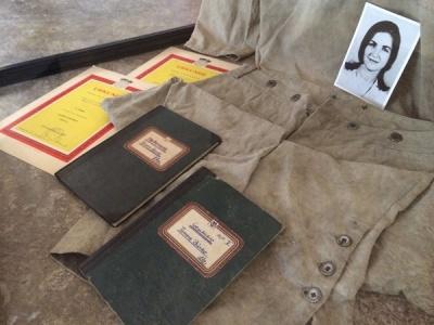 Ausstellung der persönlichen Gegenstände im ICAP in Havanna