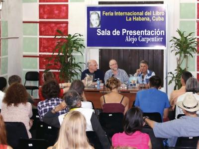 Buchmesse Havanna - Gespräche über Kuba