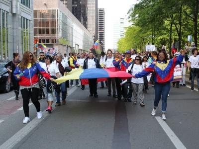 Solidarität mit Venezuela und den Integrationsprozessen in Lateinamerika