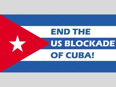 Weltweite Aktionen zur Solidarität mit dem sozialistischen Kuba