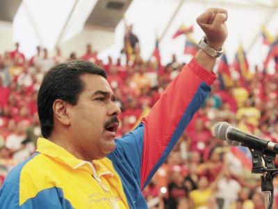 Maduro - demokratisch legitimierter Präsident der Bolivarischen Republik VZ!