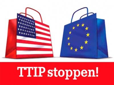 TTIP und CETA stoppen!