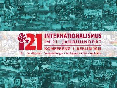 """Konferenz """"Internationalismus im 21. Jahrhundert"""""""