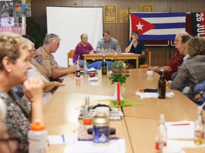 LAG Thüringen Cuba Sí