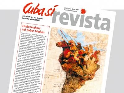 """Die neue """"Cuba Sí-Revista"""" ist erschienen!"""