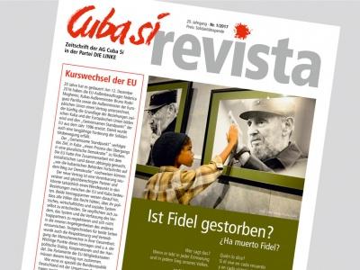 """Die neue """"Revista"""" ist da!"""