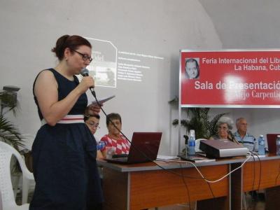 Fidel presente: Buchvorstellung auf der 27. Internationalen Buchmesse in Havanna