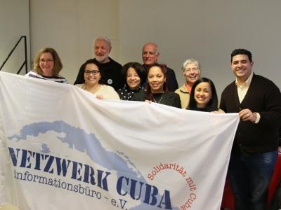 Jahreshauptversammlung des Netzwerk Cuba e.V.