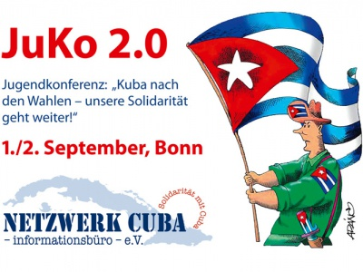 Auf zur JuKo 2.0 nach Bonn