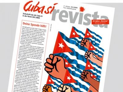 "20 Jahre ""Cuba Sí-Revista"""