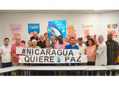 Nicaragua will Frieden!