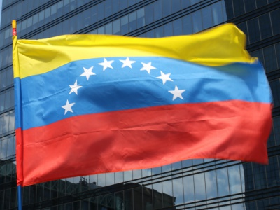 Kundgebung und Deklaration für Venezuela