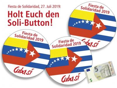Unterstützt unser großes Solidaritätsfest!