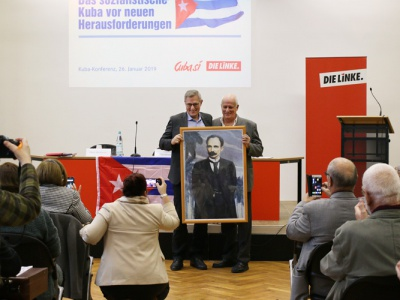 Kuba-Konferenz der LINKEN