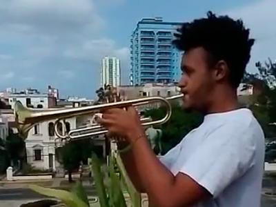 1. Mai 2020 in Havanna in Corona-Zeiten