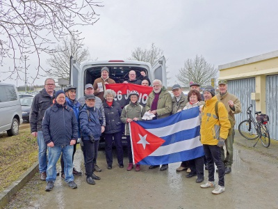 Foto: Cuba Sí Gera