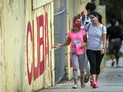 Alltag in Havanna, Anfang Dezember (Foto: Irene Pérez/Cubadebate)