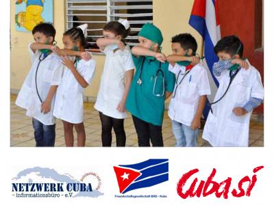 1. Mai: Internationale Solidarität mit Kuba – noch auf Youtube abrufbar!