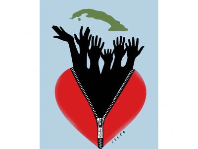 Cuba 2020, Grafik: Juventud Rebeld/Osva