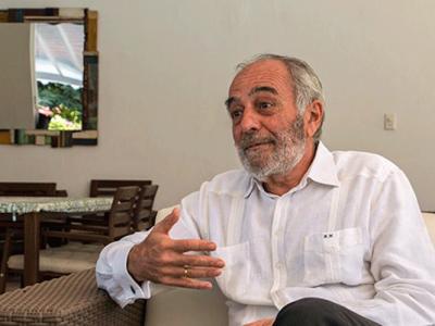 Alberto Navarro, EU-Botschafter in Kuba; Bild-Quelle: Abel Padrón Padilla/ Cubadebate