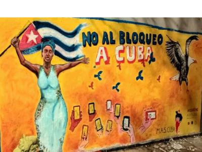 Die Vereinigten Staaten von Amerika bestrafen Kuba für dessen Widerstand und antiimperialistische Politik. Photo: Prensa Latina