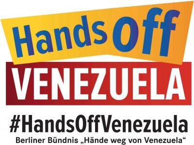 Berlin: Hände weg von Venezuela!