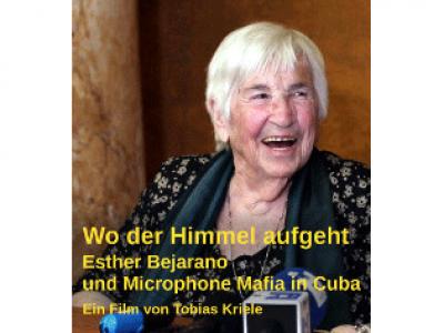 """""""Wo der Himmel aufgeht"""" – Online-Filmvorführung mit anschließender Videokonferenz mit dem Produzenten des Films, Tobias Kriele"""