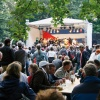 """Jedes Jahr feiern wir im Juli in Berlin die """"Fiesta de la Solidaridad"""" mit allen unseren Freunden, Helfern und Interessierten. Auch Du bist herzlich eingeladen!"""
