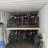 2. Fahrradcontainer 2019 am 12. November gepackt