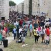Massenandrang am ersten Messetag