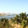 Blick von der Buchmesse in Richtung Havanna.