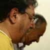Paco Ignacio Taibo II und Fernando Martínez Heredia.
