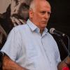 Seine Exzellenz, der Botschafter der Republik Kuba, Ramón Ripoll, bei seiner Grußbotschaft. Foto: Gabriele Senft